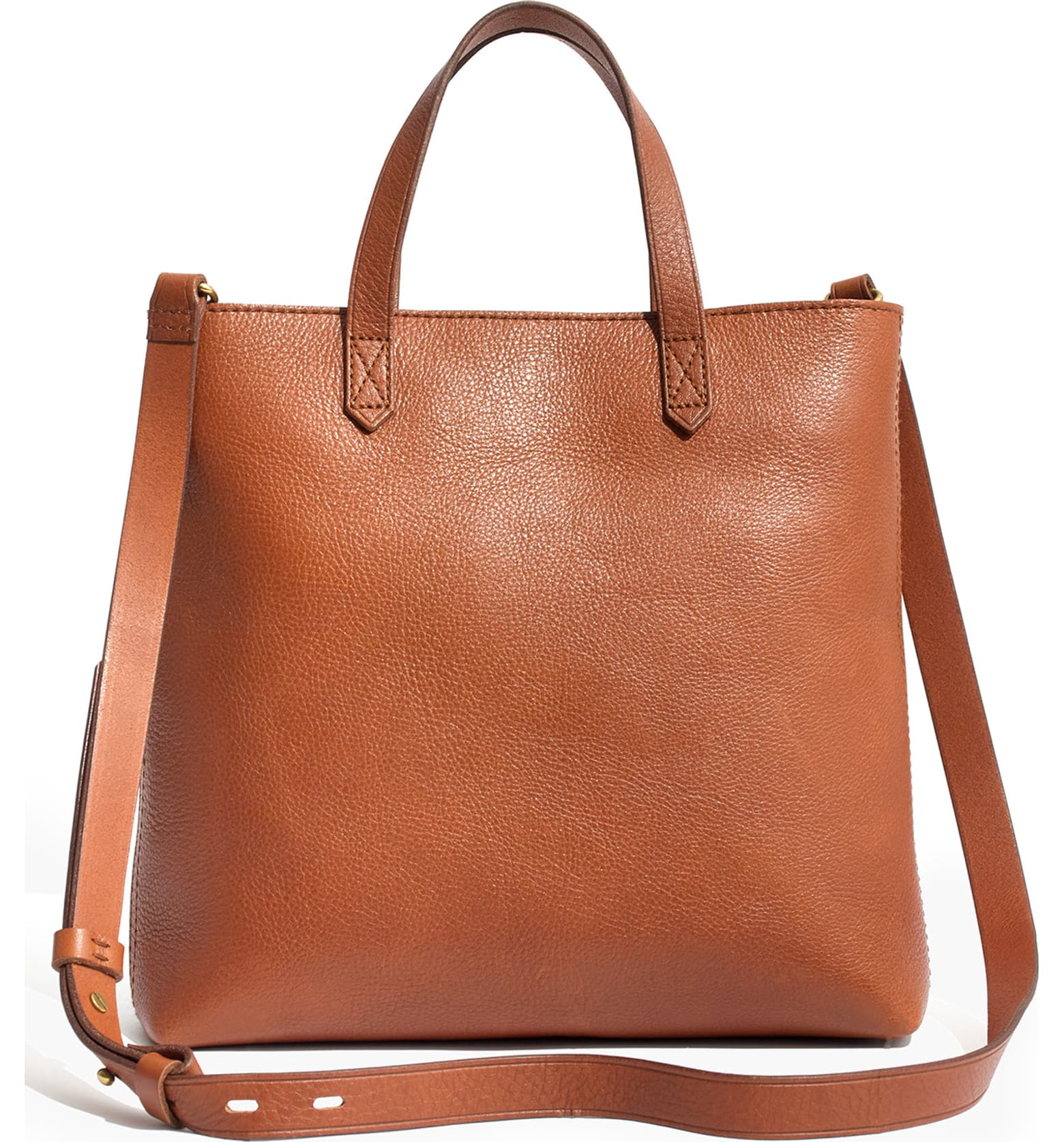 Madewell Small Transport Tote
